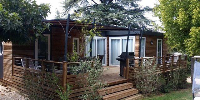 MobileHome Chalet Bungalow  Quelle Location Choisir En Camping
