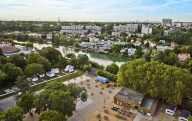 CAMPING PARIS-BORDS DE MARNE