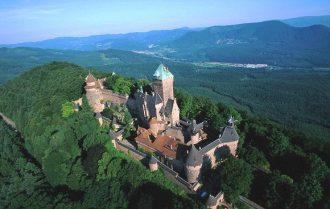 Carte Alsace Avec Camping.Camping Alsace 124 Campings Disponibles En Alsace