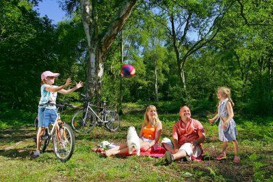 L'ANSE DU BRICK-Espace jeux pour les enfants-MAUPERTUS SUR MER