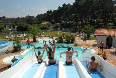 ITSAS MENDI-Le camping ITSAS MENDI, les Pyrénées-Atlantiques-SAINT JEAN DE LUZ