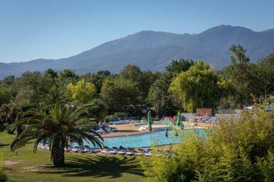 LES MARSOUINS-Un parc locatif ombragé das Departement Pyrénées-Orientales-ARGELES SUR MER