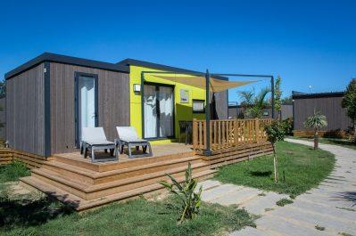 LES MARSOUINS-Hébergements haut de gamme du camping LES MARSOUINS-ARGELES SUR MER