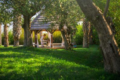 LE DAUPHIN-Un camping en pleine nature-ARGELES SUR MER