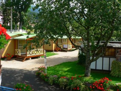 AU RELAIS DU GRAND BALLON-Le camping AU RELAIS DU GRAND BALLON, le Haut-Rhin-GEISHOUSE