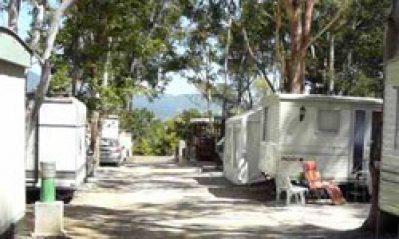 L'ARTAUDOIS-Les emplacements du camping L'ARTAUDOIS-PRADET