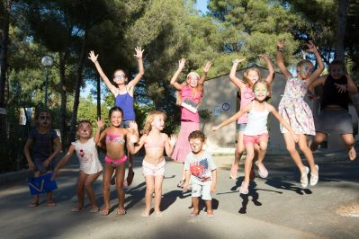 L'ARTAUDOIS-Le mini-club enfants-PRADET
