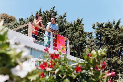 ESTEREL CARAVANING-Les mobil-homes du camping ESTEREL CARAVANING-SAINT RAPHAEL