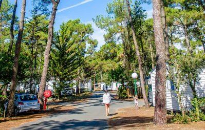 LES DUNES-Le camping LES DUNES, das Departement Vendée-LONGEVILLE SUR MER