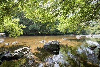 LA ROCHE POSAY VACANCES-Accès direct à la rivière im Departement Vienne-ROCHE POSAY