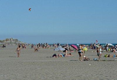 L'ESPIGUETTE-Accès direct à la plage pour le camping L'ESPIGUETTE-GRAU DU ROI