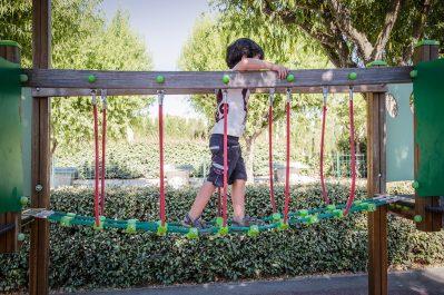 LE MONPLAISIR-Espace jeux pour les enfants-SAINT REMY DE PROVENCE