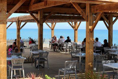 MARINA D'ALERIA-Le restaurant du camping MARINA D'ALERIA-ALERIA