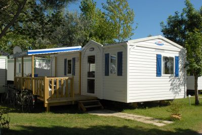 FIEF-MELIN - Les mobil-homes du camping FIEF-MELIN - CHATEAU D OLERON