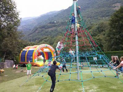 AIROTEL PYRENEES-Espace jeux pour les enfants-ESQUIEZE SERE