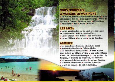 LA PETITE MONTAGNE-Le camping LA PETITE MONTAGNE, das Departement Jura-MOIRANS EN MONTAGNE