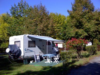 L'ETANG D'ARDY-Le camping L'ETANG D'ARDY, das Departement Landes-SAINT PAUL LES DAX