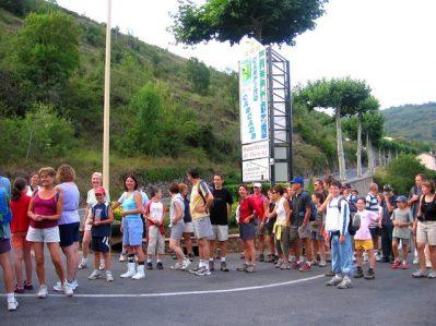 LA CASCADE DES NAISSES-Activités sportives pour petits et grands-SAINT ROME DE TARN