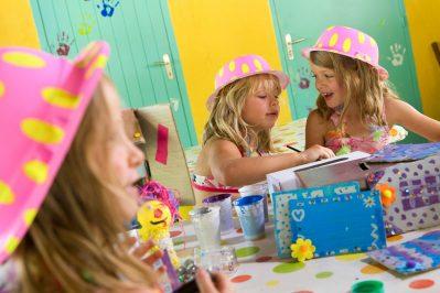 BLUE BAYOU-Le mini-club enfants-VALRAS PLAGE