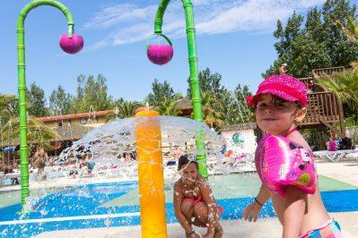 BLUE BAYOU-Espace jeux pour les enfants-VALRAS PLAGE