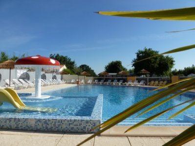 PLEIN SUD-Le parc aquatique du camping PLEIN SUD-SAINT JEAN DE MONTS