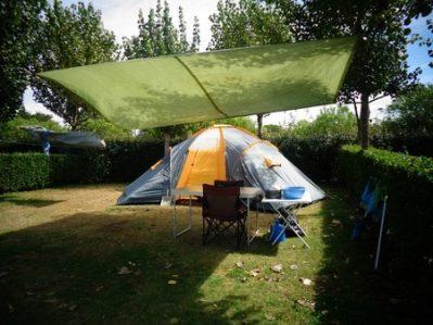 PLEIN SUD-Les emplacements du camping PLEIN SUD-SAINT JEAN DE MONTS