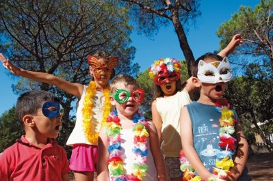 PARC SAINT JAMES OASIS - Le mini-club enfants - PUGET SUR ARGENS