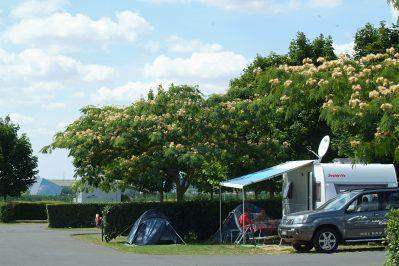 LE FUTURISTE-Le camping LE FUTURISTE, das Departement Vienne-SAINT GEORGES LES BAILLARGEAUX