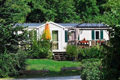 DOMAINE LA DUNE BLANCHE-Les hébergements insolites du camping DOMAINE LA DUNE BLANCHE-CAMIERS