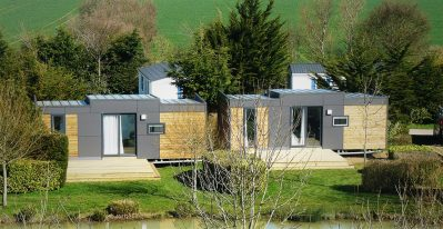 PORT'LAND-Le camping PORT'LAND, le Calvados-PORT EN BESSIN HUPPAIN