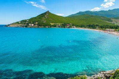 LE DOMAINE D'ANGHIONE-Un camping en bord de mer-CASTELLARE DI CASINCA