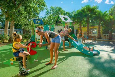 LES 7 FONTS-Espace jeux pour les enfants-AGDE
