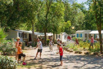 LES 7 FONTS-Les hébergements insolites du camping LES 7 FONTS-AGDE