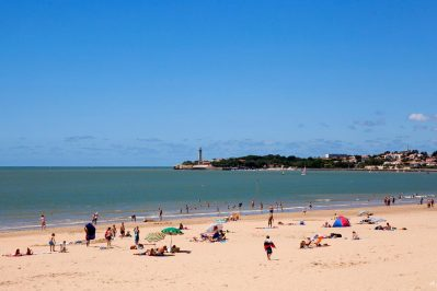 LES CATALPAS-La plage-SAINT GEORGES DE DIDONNE