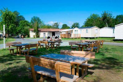LES CATALPAS-Le camping LES CATALPAS, la Charente-Maritime-SAINT GEORGES DE DIDONNE