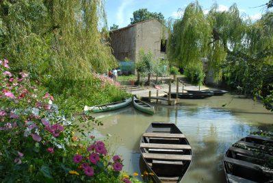LE LIDON-Le camping LE LIDON, das Departement Deux-Sévres-SAINT HILAIRE LA PALUD