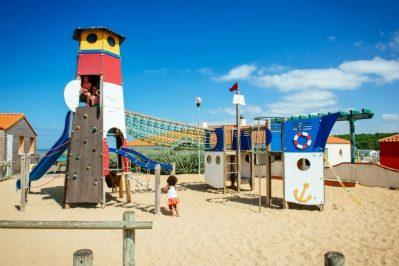 LA DUNE DES SABLES-Espace jeux pour les enfants-SABLES D'OLONNE