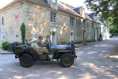 CHATEAU DE MARTRAGNY-Le camping CHATEAU DE MARTRAGNY, le Calvados-MARTRAGNY