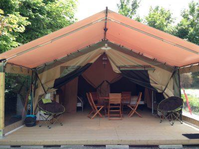 L'EDEN DE LA VANOISE-Les hébergements insolites du camping L'EDEN DE LA VANOISE-LANDRY