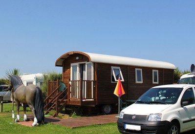 LE CORMORAN-Les hébergements insolites du camping LE CORMORAN-RAVENOVILLE