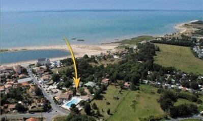 AU BON AIR-Le camping AU BON AIR, das Departement Charente-Maritime-MARENNES