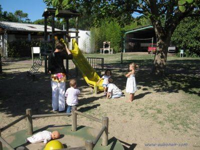 AU BON AIR-Espace jeux pour les enfants-MARENNES