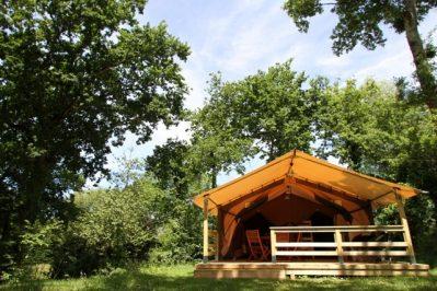 LE PATISSEAU-Les hébergements insolites du camping LE PATISSEAU-PORNIC