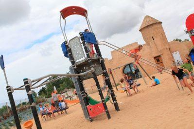 ACAPULCO-Espace jeux pour les enfants-SAINT JEAN DE MONTS