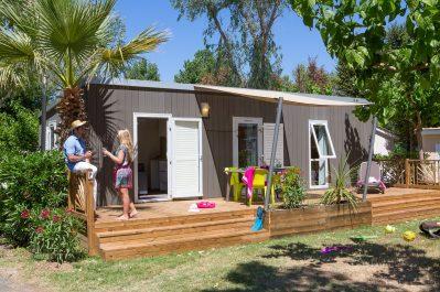 L'AIR MARIN-Hébergements haut de gamme du camping L'AIR MARIN-VIAS