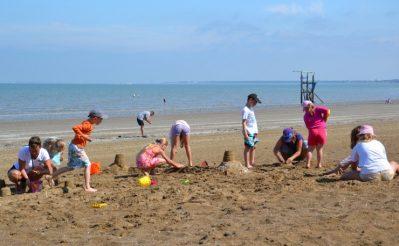 LE RANCH-La plage-PLAINE SUR MER