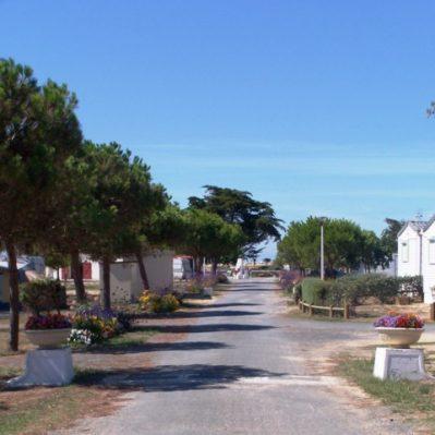 CAMPING MUNICIPAL LA GARENNE--PORT DES BARQUES