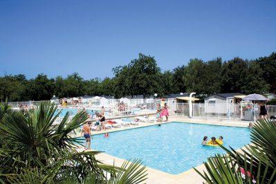 ATLANTIQUE PARC-La piscine du camping ATLANTIQUE PARC-MATHES