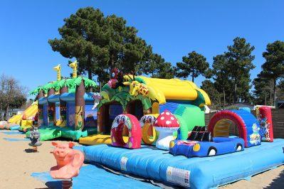 ATLANTIQUE PARC-Espace jeux pour les enfants-MATHES