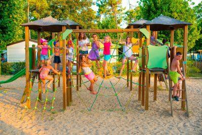 LE ZAGARELLA-Espace jeux pour les enfants-SAINT JEAN DE MONTS